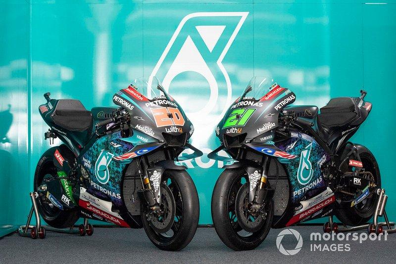Petronas Yamaha SRT, home race designed fairing
