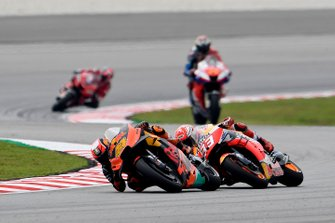 Pol Espargaro, Red Bull KTM Factory Racing, Marc Marquez, Repsol Honda Team