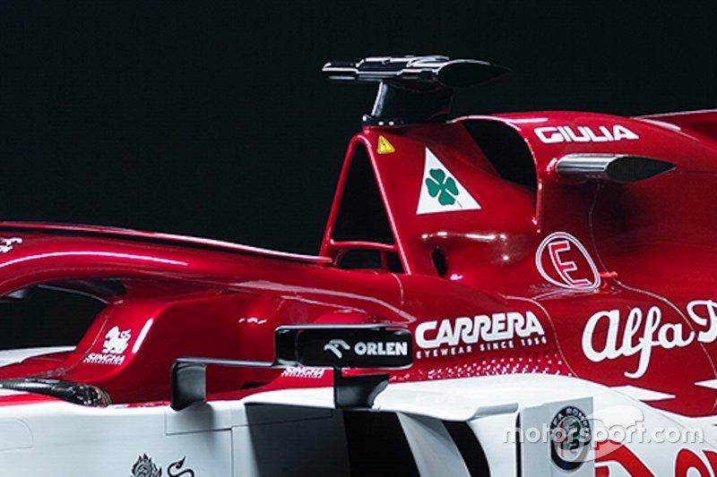 Dettagli Alfa Romeo C39