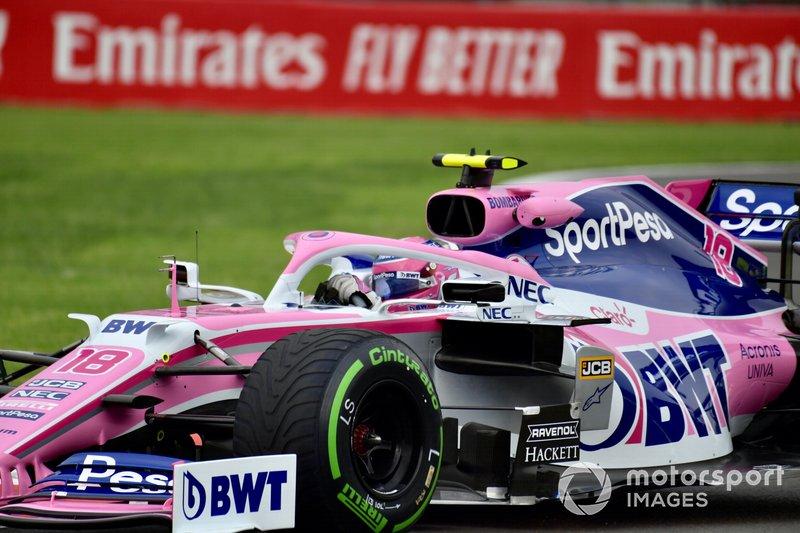 Лэнс Стролл, Racing Point F1 Team RP19