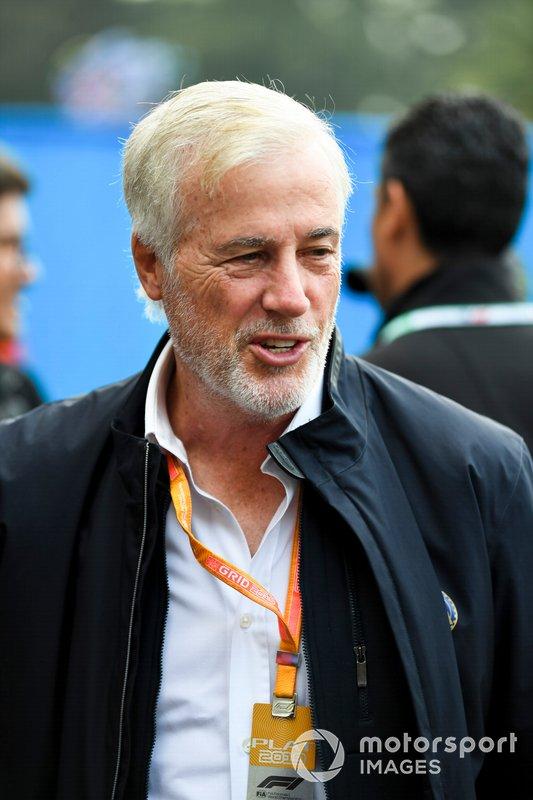 Судья FIA Дэнни Салливан