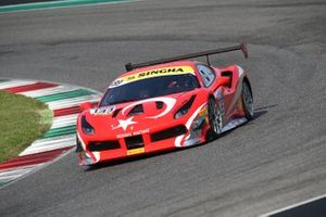 #133 Ferrari 488 Challenge, Kessel Racing: Murat Cuhadaroglu