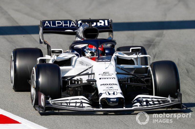 Adiós Toro Rosso, hola AlphaTauri. Cambio de nombre en el equipo 'B' de Red Bull para 2020