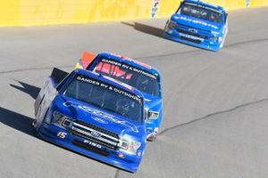 Tanner Gray, DGR-Crosley, Ford F-150 Ford Ford Performance, Stewart Friesen, Halmar Friesen Racing, Toyota Tundra Halmar International