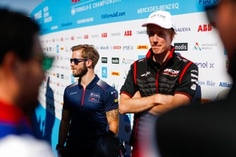 Sam Bird, Virgin Racing, Brendon Hartley, Dragon Racing