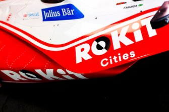 El nuevo patrocinador de ROKiT en el Venturi EQ Silver Arrow 01