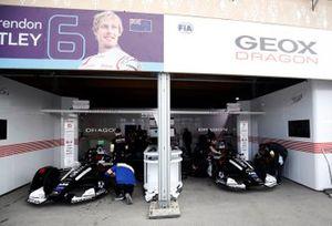 Le garage GEOX Dragon
