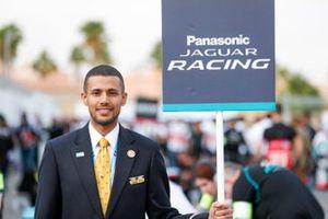 Panasonic Jaguar Racing grid person