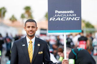 Panasonic Jaguar Racing grid person
