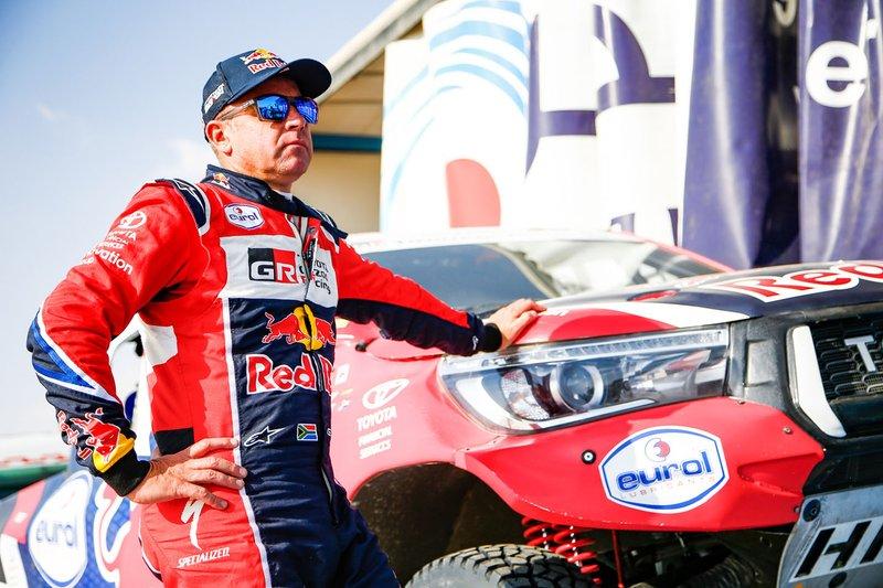 #304 Toyota Gazoo Racing: Giniel De Villiers