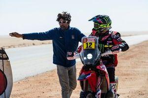 Хоан Барреда Борт, Monster Energy Honda Team 2020, Honda CRF 450 Rally (№12)
