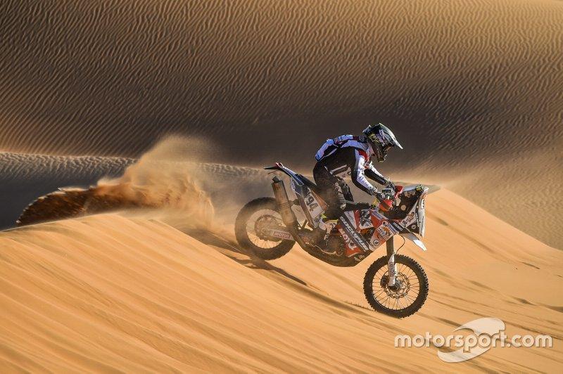 #94 KTM: Oswaldo Burga