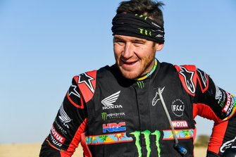 #9 Monster Energy Honda Team: Ricky Brabec