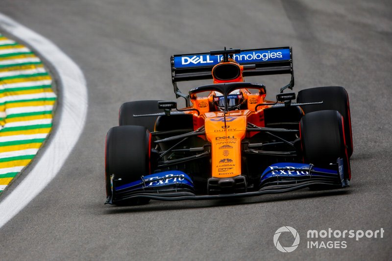 3º Carlos Sainz Jr., McLaren MCL34 1:33:23.574