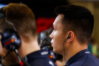 Alexander Albon, Red Bull Racing