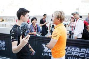 Marino Sato, Campos Racing and Jack Aitken, Campos Racing