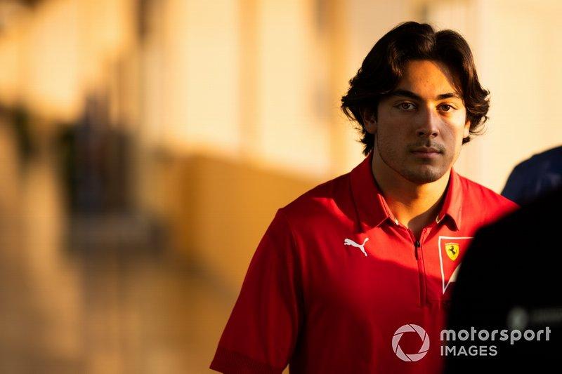 #17 Giuliano Alesi