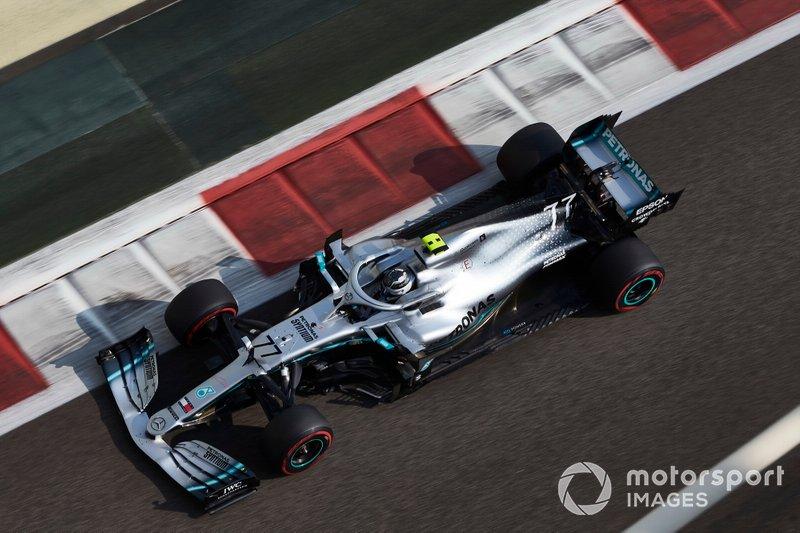 Mercedes с 2014 года не проигрывала в Абу-Даби ни квалификаций, ни гонок. Три поула и четыре победы у Хэмилтона, два поула и победа у Нико Росберга, поул и победа у Боттаса