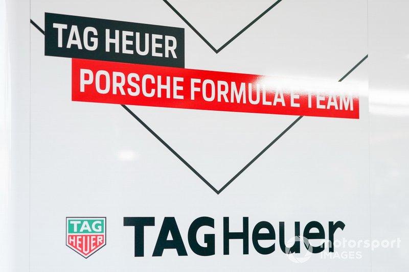 Logo de Tag Heuer Porsche