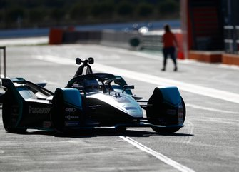 James Calado, Panasonic Jaguar Racing, Jaguar I-Type 4