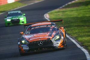 #16 Mercedes-AMG Team BLACK FALCON Mercedes-AMG GT3: Hubert Haupt, Adam Christodoulou, Dirk Müller