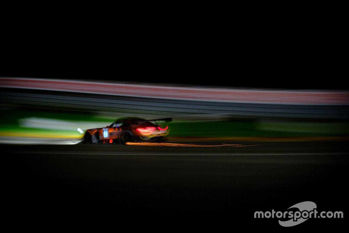 #4 Mercedes-AMG Team HRT Mercedes-AMG GT3: Maro Engel, Luca Stolz, Vincent Abril