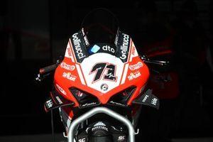 Moto de Matteo Ferrari, Barni Racing Team