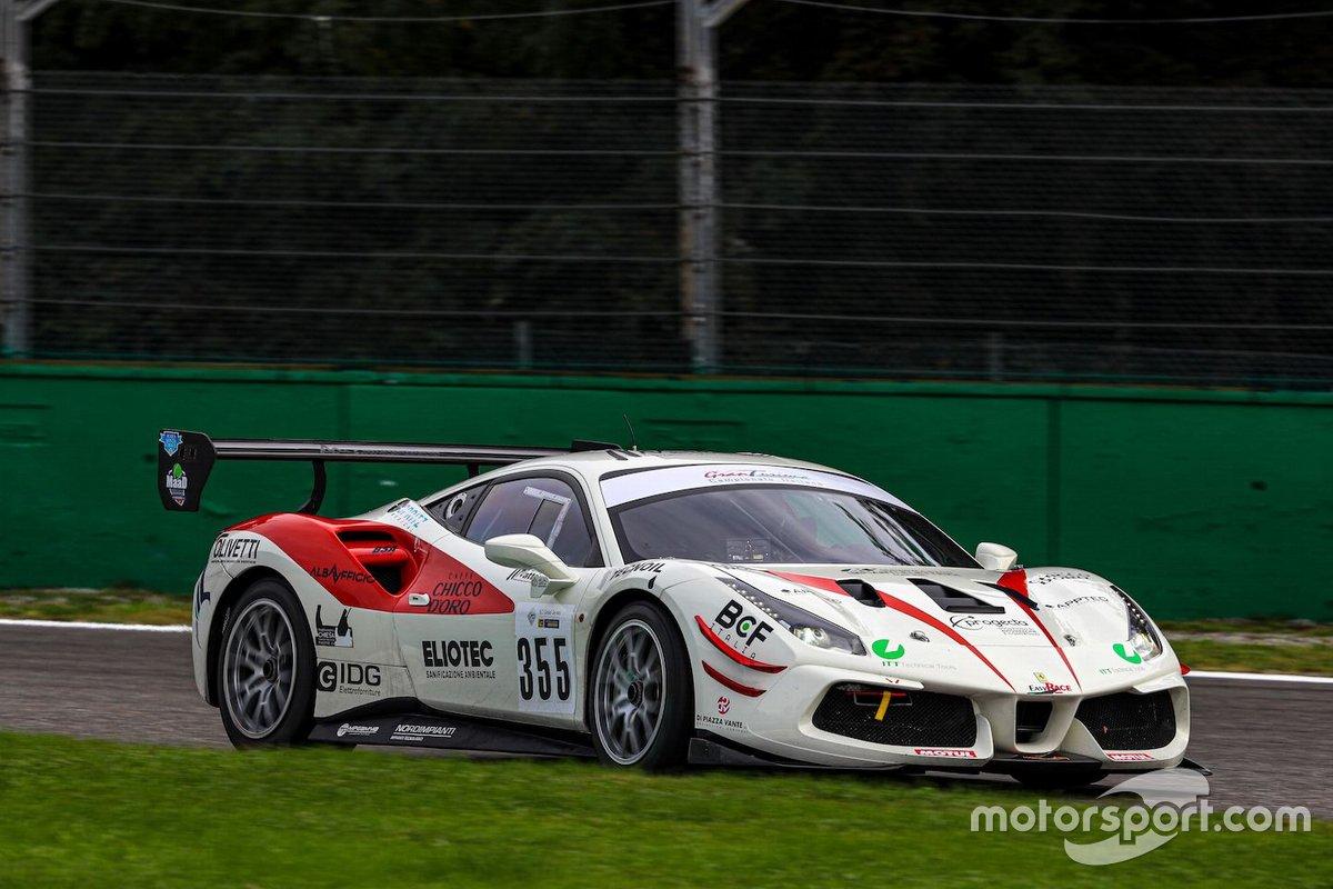 Riccardo Chiesa, Matteo Greco, Easy Race, Ferrari 488 Challenge