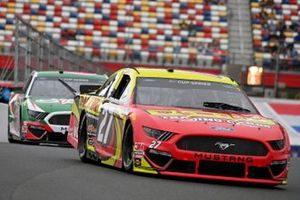 Gray Gaulding, Rick Ware Racing, Ford Mustang, Ryan Newman, Roush Fenway Racing, Ford Mustang Castrol