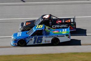 Austin Hill, Hattori Racing Enterprises, Toyota Tundra United Rentals, Raphael Lessard, Kyle Busch Motorsports, Toyota Tundra Canac