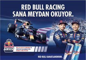 Max Verstappen, Alex Albon, Red Bull Türkiye