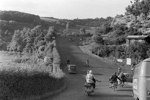 Vista de Nurburgring en 1952