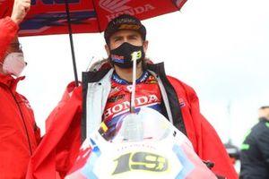 Alvaro Bautista, Team HRC