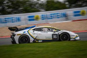 Karol Basz, Andrzej Lewandowski, VS Racing, Lamborghini Huracan Super Trofeo