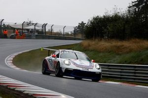 #61 CP Racing Porsche 991 Cup: Charles Putman, Charles Espenlaub, Joe Foster, Shane Lewis