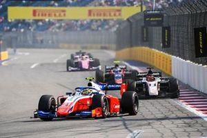 Robert Shwartzman, Prema Racing et Marcus Armstrong, ART Grand Prix