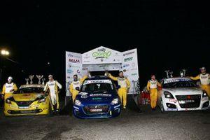 Simone Rivia, Andrea Dresti, Suzuki Motorsport, Emmetre Racing, Suzuki Swift Boosterjet R1