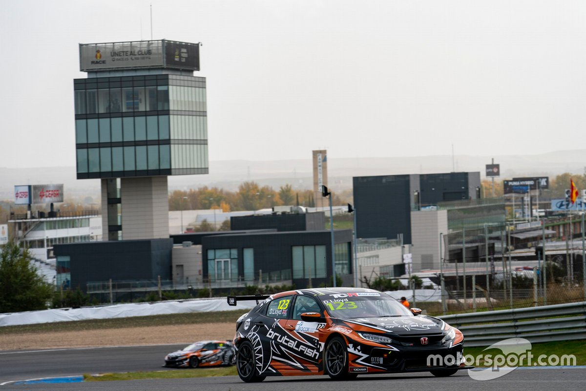 Martin Ryba, Brutal Fish Racing Team, Honda Civic Type R FK7 TCR