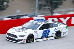 Joey Gase, Petty Ware Racing, Ford Mustang
