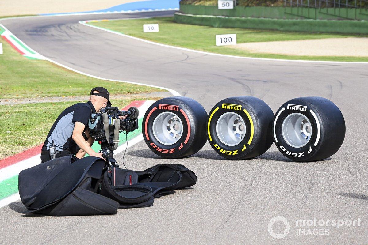 Los neumáticos de Pirelli para el GP de Emilia Romagna