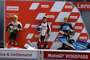 Tatsuki Suzuki, SIC58 Squadra Corse, Ai Ogura, Honda Team Asia, Gabriel Rodrigo, Gresini Racing