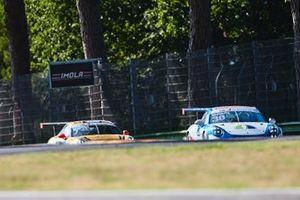 Stefano Monaco, Dinamic Motorsport e Simone Iaquinta, Ghinzani Arco Motorsport