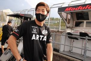 Nirei Fukuzumi(#8 ARTA NSX-GT)