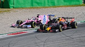 Серхио Перес, Racing Point RP20, Макс Ферстаппен, Red Bull Racing RB16
