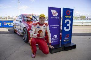 Third place Scott McLaughling, DJR Team Penske Ford