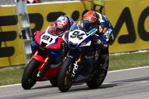Jonas Folger, Bonovo Action by MGM Racing, Leon Haslam, Team HRC