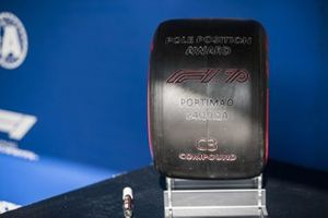 The Pirelli Pole Position Award
