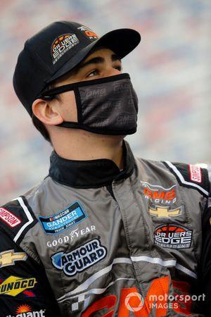 Sam Mayer, GMS Racing, Chevrolet Silverado Armour Guard