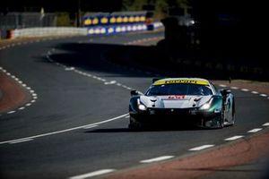 #55 Spirit Of Race Ferrari 488 GTE Evo: Duncan Cameron, Aaron Scott, Matthew Griffin