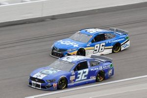 Corey LaJoie, Go FAS Racing, Ford Mustang Plan B Sales Foundation Daniel Suarez, Gaunt Brothers Racing, Toyota Camry GF Machining Solutions
